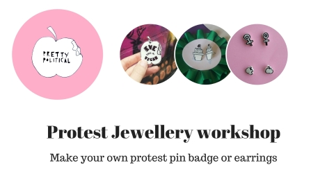 Protest Jewellery workshop